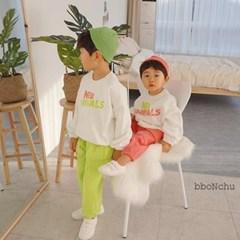 뽀)신상 아동 상하세트