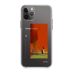기마늘 Tommy's Party 아이폰 젤리 케이스 Jelly Case