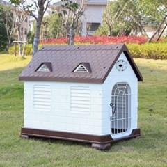 마이펫 중형견 애견하우스 /플라스틱개집 강아지집