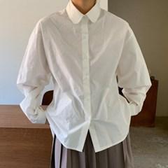 미뉴에트 백버튼 셔츠