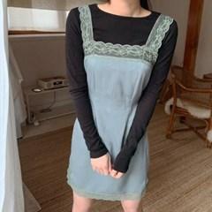 루딜 레이스 dress (2color)