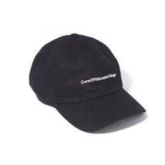 뉴 코어 커브캡-블랙