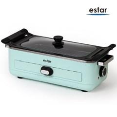 이스타 바베큐 전기그릴 ESMG-1000 풀세트 구성