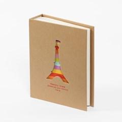 레인보우 에펠탑 포토앨범(50매)/사진앨범 포토북