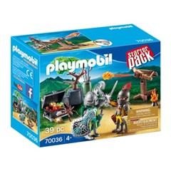 플레이모빌 스타터팩-보물과 기사들의 전투(70036)
