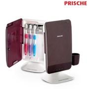 [프리쉐] 더블케어 LED 살균 건조 칫솔걸이 칫솔살균기 PA-SE8000