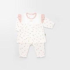 [메르베] 러블리블리 아기 돌선물세트(내의+수면조끼)__(1396526)