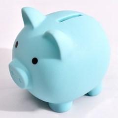 스카이 젤리 돼지저금통(중)/신년선물 사은품 저금통