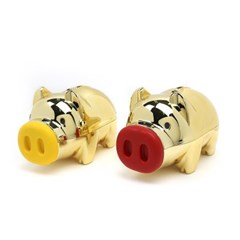 마키골드 돼지저금통(대)/판촉사은품 복돼지 저금통