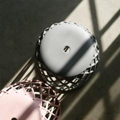 리빙숲 바스켓 스툴 보조 의자 4 Colors