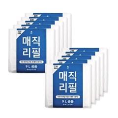 센스큐 매직리필 220 7매입 6L/9L 호환 리필비닐