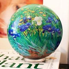 빛만 있으면 OK 자가회전구 Van Gogh Irises 102mm