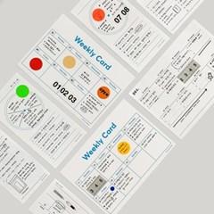 38 colors sticker