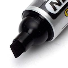 2p 7mm 유성 오일 매직(흑)
