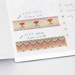 Nordic Sweater Masking Tape