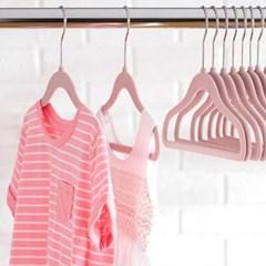 논슬립 유아/어린이 옷걸이 - 디자인선택
