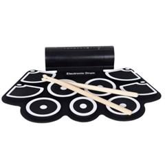 연습용 입문용 초보용 실리콘 휴대용 전자드럼