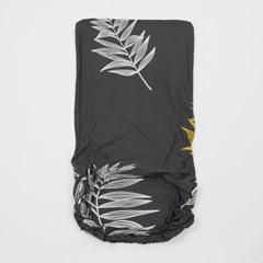 나뭇잎 의자시트커버 / 의자리폼 식탁의자커버