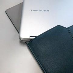 가죽 13.3인치, 15인치 노트북 파우치 5가지 칼라 선택가능