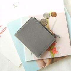 Bless you half wallet(grey)