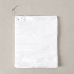 200p 속지 비닐봉투(21x26cm)/식품포장용 비닐봉지