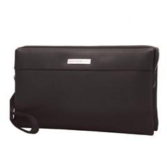 [Bison Denim] 스트랩 클러치백 N8009/파우치백/손가방