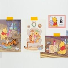 [디즈니] 위니 더 푸 엽서세트
