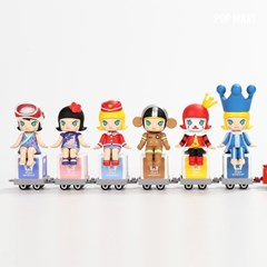 [팝마트코리아 정품 판매처] 몰리-행복한 기차 시리즈_박스