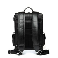[Bison Denim] 심플 캐쥬얼 백팩 N2645-2B/소가죽가방/정장가방
