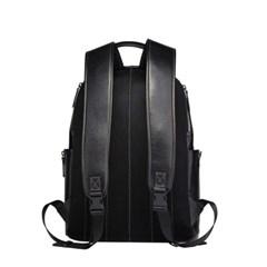 [Bison Denim] 심플 캐쥬얼 백팩 N2579-1B/소가죽가방/정장가방