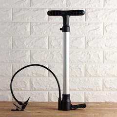 알루미늄 자전거펌프/공기주입기 에어펌프 휴대용펌프