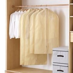 베이직 부직포 옷 커버 양복 덮개 2size