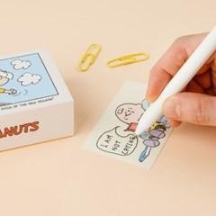[Peanuts] 코믹스 스티커 세트_찰리브라운