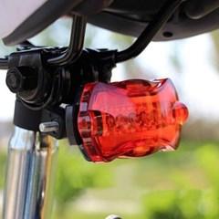 LED 자전거 안전라이트 / 자전거후미등
