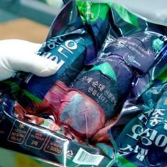 속초 오징어순대 4미(1kg) 진공팩포장