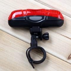 LED 후면 자전거 안전등/자전거라이트 전조등 후미등