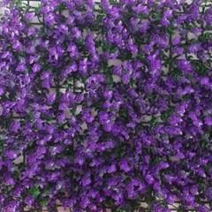그린월 라벤더 인조잔디 / 벽면데코 인테리어 잔디벽