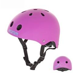 카잠 유아동 자전거 인라인 헬멧 옐로우