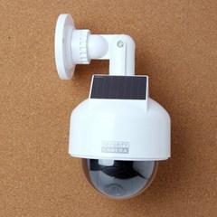 태양광 아이존 F2 모형 감시 카메라(돔형)/모형CCTV