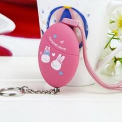 토끼캐릭터 호신경보기/ 여성 아동 호신용품
