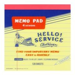 [Greetinglife] CHALKBOY_MEMO PAD