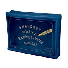 [Greetinglife] CHALKBOY_WINDOW POUCH_L