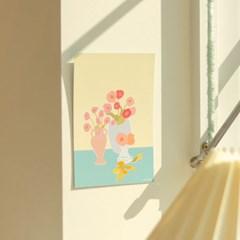 Love Matisse 인테리어 엽서