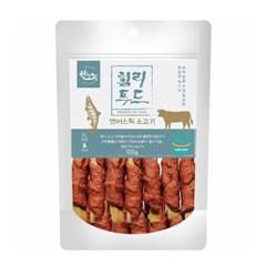 힐링푸드 연어스틱 (닭고기) 100g - pt