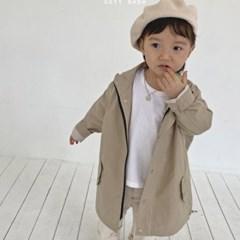 오) 무드 아동 야상자켓