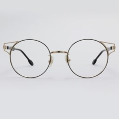 AMY gold-black 안경테 불테 금테 돋보기 수입_(1937818)