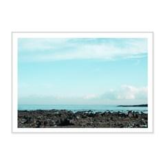 인테리어액자 Jeju 001 (700*500(mm))