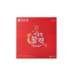 [초월홍삼]발효홍삼 활력 50ml 30포_(3162270)