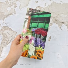 [SHIL NOTE]실노트세트(유럽꽃시장-Europe Flower Market)