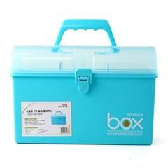멀티박스(1단)/구급함 소품함 수납함 컬렉션박스